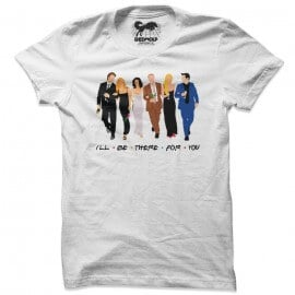 There For You (White) - T-shirt