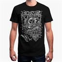 Undying Inc - 12 Years Of Defiance Black T-shirt