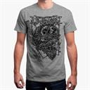 Undying Inc - 12 Years Of Defiance Heather Grey T-shirt