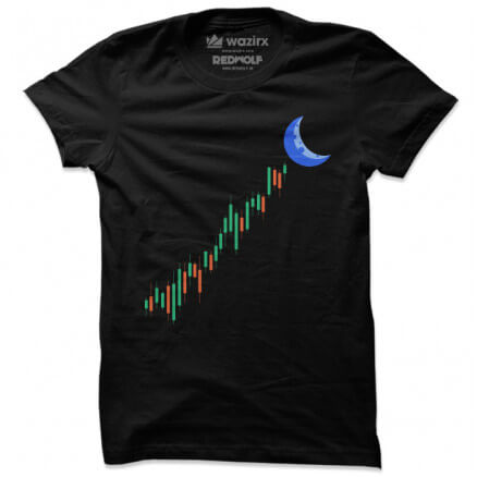 To The Moon (Black)
