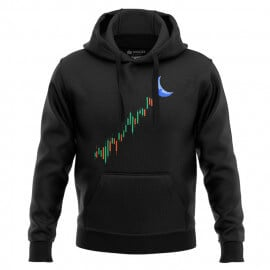 To The Moon - Hoodie