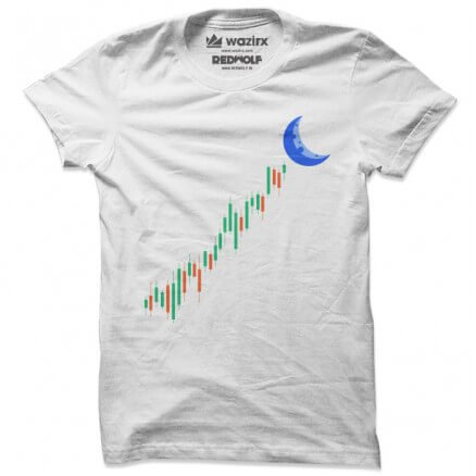 To The Moon (White)
