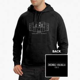 XLRI 2017 Sweatshirt - Black [Pre-order - Ships 14th November]