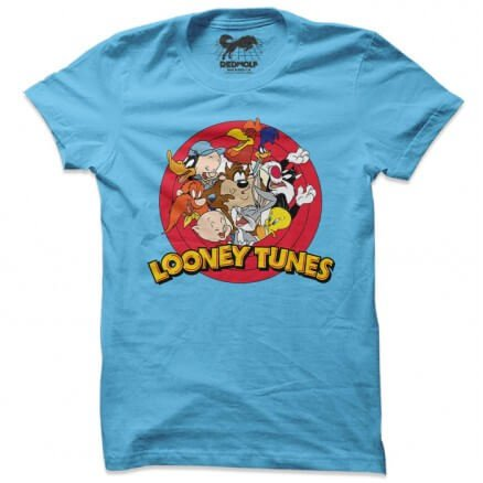 The Looney Gang - Looney Tunes Official T-shirt
