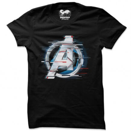 Avengers: Logo - Marvel Official T-shirt