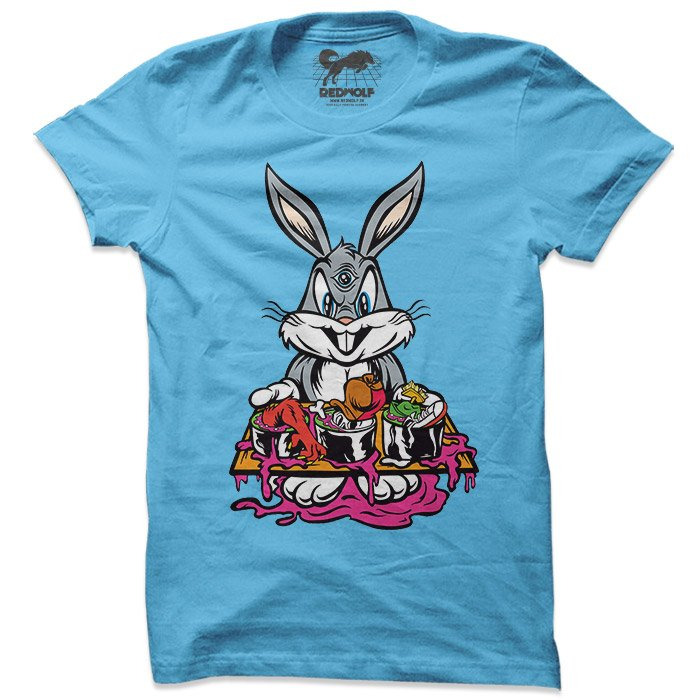 Bad Trip Bugs - Looney Tunes Official T-shirt