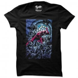 Daredevil's Fury - Marvel Official T-shirt