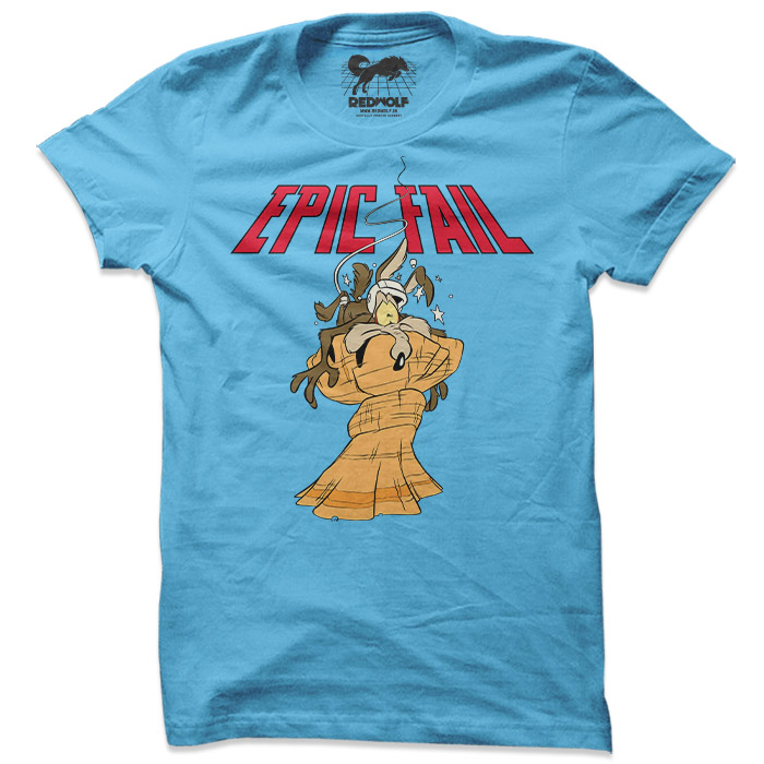 Epic Fail - Looney Tunes Official T-shirt