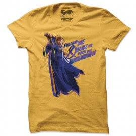 Face The Unknown - Marvel Official T-shirt