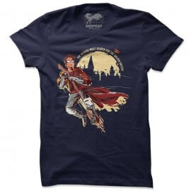 Harry Potter: Seeker - Harry Potter Official T-shirt