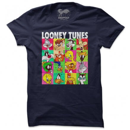 Looney Tunes Together - Looney Tunes Official T-shirt