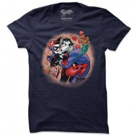 Mad Love - Joker Official T-shirt