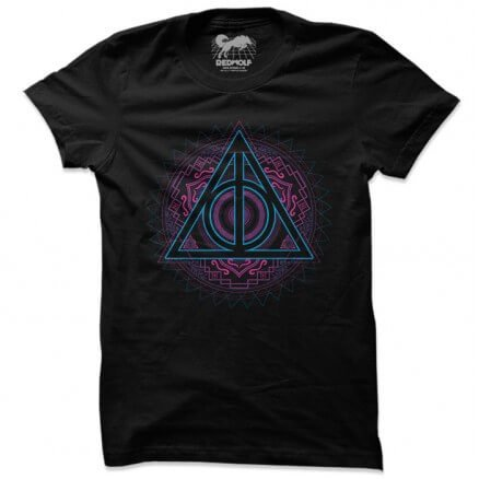 Masters Of Death - Harry Potter Official T-shirt