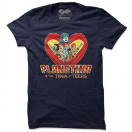 Planetina - Rick And Morty Official T-shirt