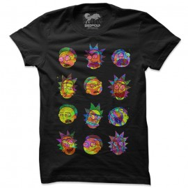 Psyched - Rick And Morty Official T-shirt
