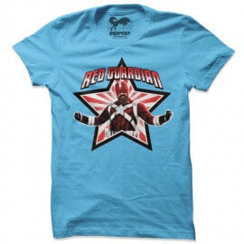 Red Guardian - Marvel Official T-shirt