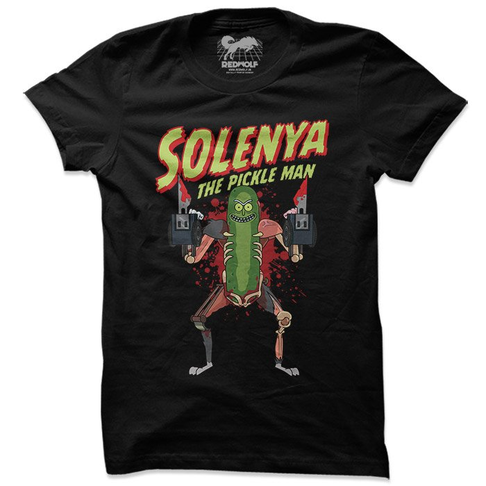 Solenya - Rick And Morty Official T-shirt