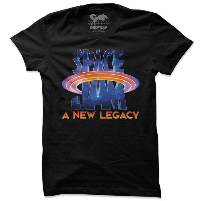 Space Jam: A New Legacy - Looney Tunes Official T-shirt