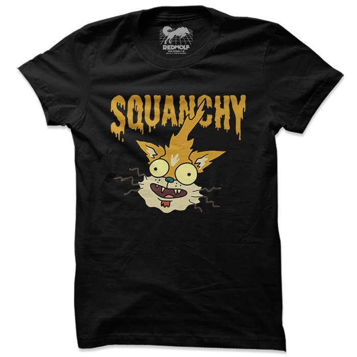 Squanchy - Rick And Morty Official T-shirt