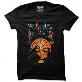 Return Of The Jedi: Duel - Star Wars Official T-shirt