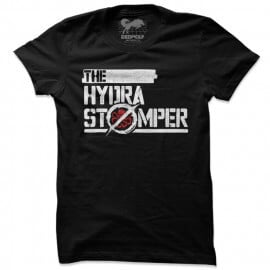 The Hydra Stomper - Marvel Official T-shirt