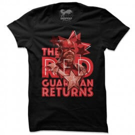 The Red Guardian Returns - Marvel Official T-shirt