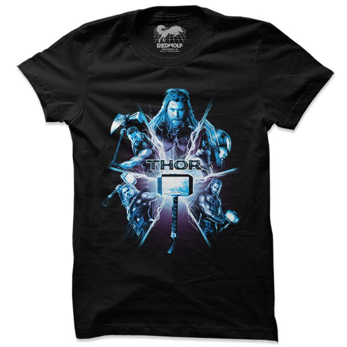 Thor Odinson - Marvel Official T-shirt
