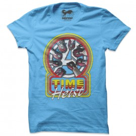 Time Heist - Marvel Official T-shirt