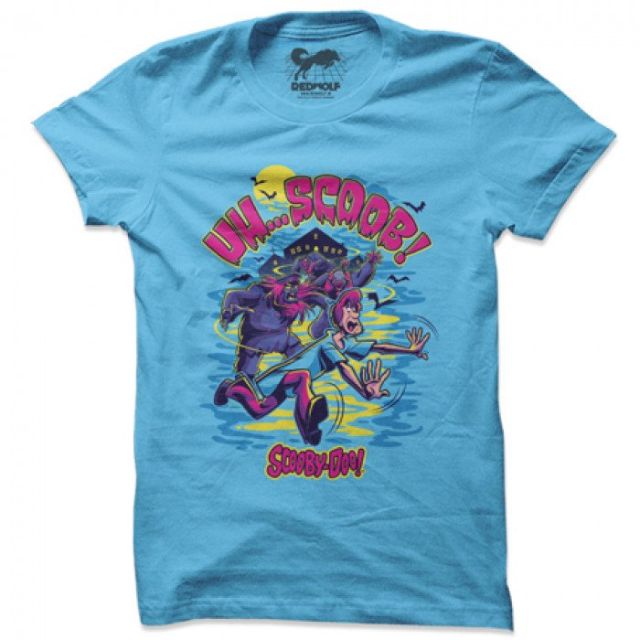 Uh Scoob - Scooby Doo Official T-shirt