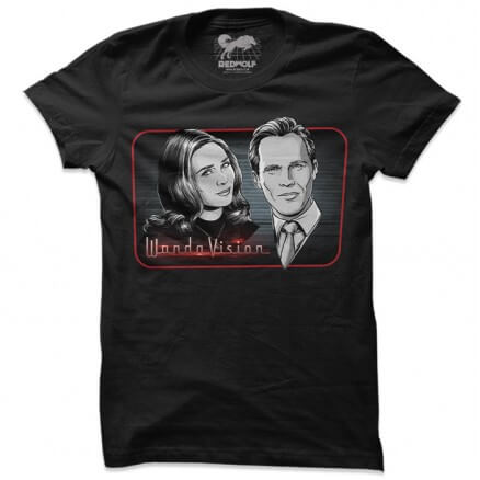 Unusual Couple - Marvel Official T-shirt