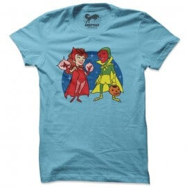 WV: Spooktacular - Marvel Official T-shirt