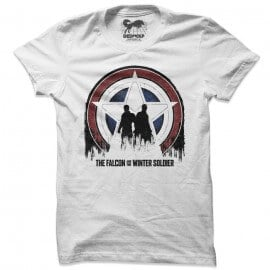 Worthy Of The Shield - Marvel Official T-shirt