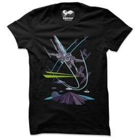 Trench Run - Star Wars Official T-shirt