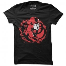Devil Of Hell's Kitchen - Marvel Official T-shirt