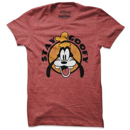 Stay Goofy - Disney Official T-shirt
