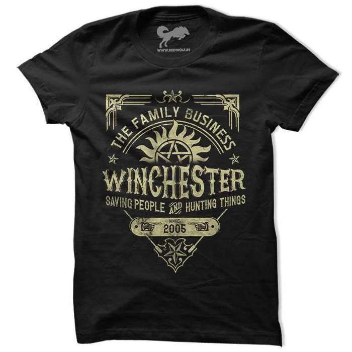 A Very Winchester Business