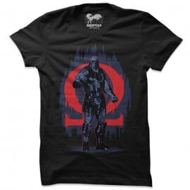 Alpha And Omega - Justice League Official T-shirt