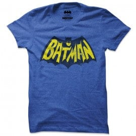 Batman: Vintage Logo - Batman Official T-shirt