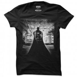 Beauty Of Flight - Batman Official T-shirt