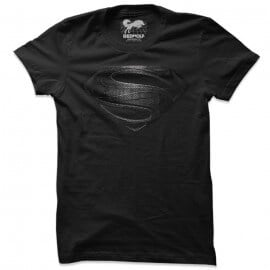 Superman: The Black Suit - Justice League Official T-shirt