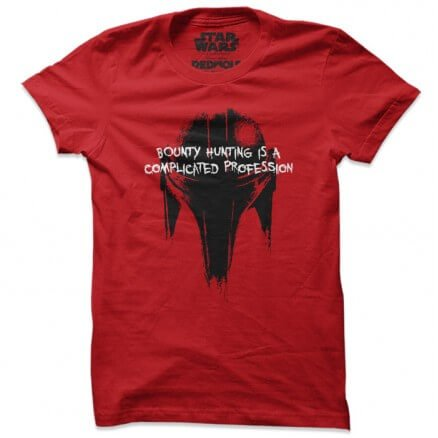 Bounty Hunting - Star Wars Official T-shirt