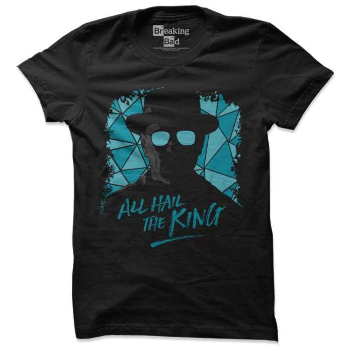 All Hail The King - Breaking Bad Official T-shirt