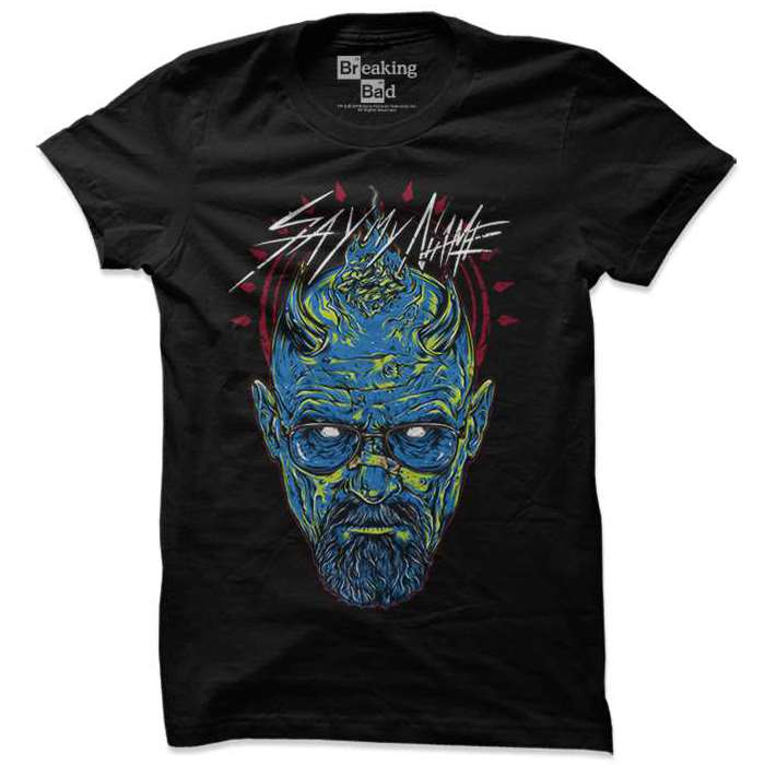 Danger And The Devil - Breaking Bad Official T-shirt