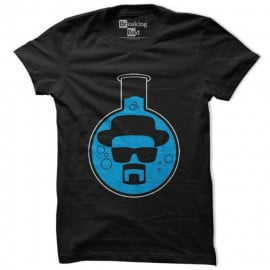 Heisenberg Beaker - Breaking Bad Official T-shirt