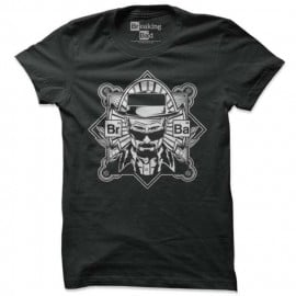 Heisenberg Card - Breaking Bad Official T-shirt