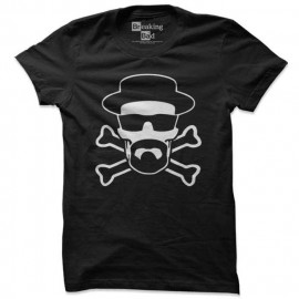 Heisenberg Skull - Breaking Bad Official T-shirt