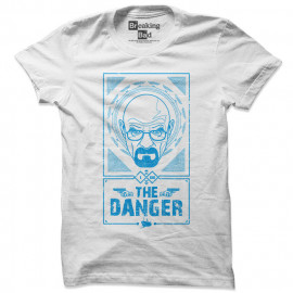 I Am The Danger - Breaking Bad Official T-shirt