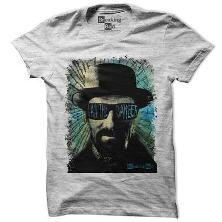 No Half Measures - Breaking Bad Official T-shirt