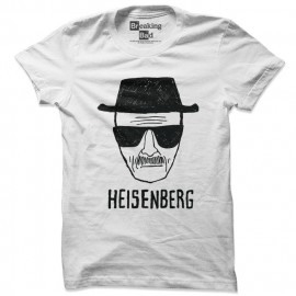 Heisenberg - Breaking Bad Official T-shirt