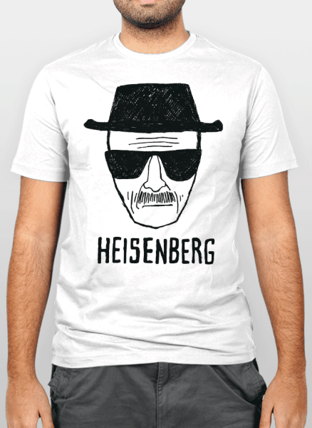 Heisenberg - Official Breaking Bad Tee